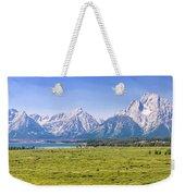 Teton Panorama Weekender Tote Bag