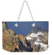 Teton Peaks Weekender Tote Bag