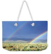 Teton Rainbow Weekender Tote Bag