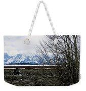 Teton Scene Weekender Tote Bag