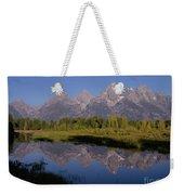 Teton Sunrise 2 Weekender Tote Bag