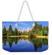 Teton Tranquility Weekender Tote Bag