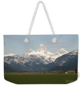 Teton Valley Weekender Tote Bag