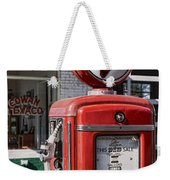 Texaco Fire-chief #1 Weekender Tote Bag