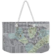 Texas - Birthplace Of The Modern Oil Industry Weekender Tote Bag