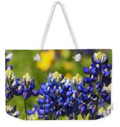 Texas Bluebonnets 006 Weekender Tote Bag