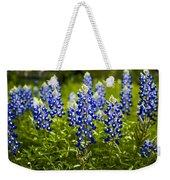 Texas Bluebonnets Weekender Tote Bag