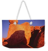 Texas Canyon Ominous Shadow Weekender Tote Bag