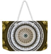 Texas Capitol Dome Weekender Tote Bag