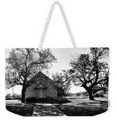 Texas Country Church Weekender Tote Bag