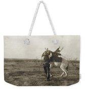 Texas: Cowboy, C1906 Weekender Tote Bag