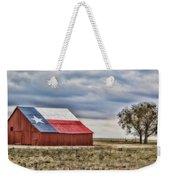 Texas Flag Barn #2 Weekender Tote Bag