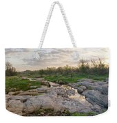 Texas Hill Country Sunrise - Llano Tx Weekender Tote Bag