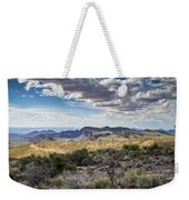 Texas Landscapes #3 Weekender Tote Bag