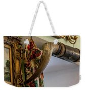 Texas Long Horn Weekender Tote Bag