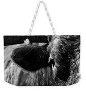 Texas Longhorn Bulls Eye Weekender Tote Bag