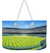 Texas Rangers Ballpark Waiting For Action Weekender Tote Bag