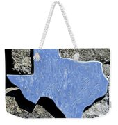 Texas Rocks Weekender Tote Bag