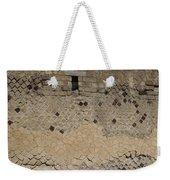 Textural Antiquities Herculaneum Wall One Weekender Tote Bag