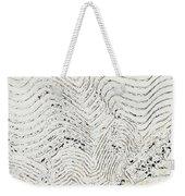 Texture 811 Weekender Tote Bag