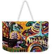 Texture Abstract  Weekender Tote Bag