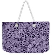 Texture4 Weekender Tote Bag
