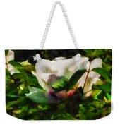 Textured Nature Weekender Tote Bag