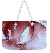 Textures Of The Invisible Weekender Tote Bag