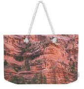 Textures Of Zion Weekender Tote Bag
