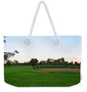 Thai Fields Weekender Tote Bag