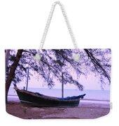 Thai Fishing Boat 04 Weekender Tote Bag