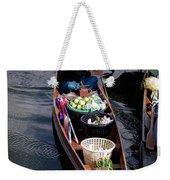 Thai Floating Village 1 Weekender Tote Bag