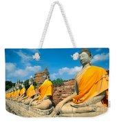 Thailand, Ayathaya Weekender Tote Bag