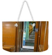 Thailand Train Weekender Tote Bag