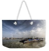 Thames Clipper And Cable Car Weekender Tote Bag