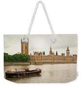 Thames Weekender Tote Bag
