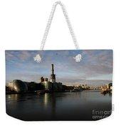 Thamse Waterfront - London Weekender Tote Bag