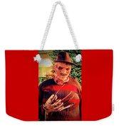 Things Can Get Ugly Fast On Halloween  Weekender Tote Bag