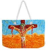 Thank God For Good Friday 1 Weekender Tote Bag