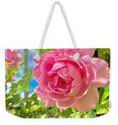 Thank You For Thinking Of Me- Rose Weekender Tote Bag