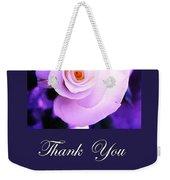 Thank You  Weekender Tote Bag