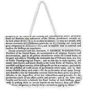 Thanksgiving Proclamation Weekender Tote Bag