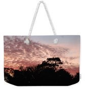 Thanksgiving Sky Weekender Tote Bag
