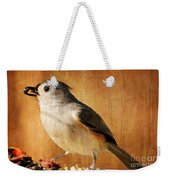 Thanksgiving's Bounty Weekender Tote Bag