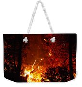 That Ain't No Campfire Weekender Tote Bag