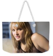 That Certain Look Weekender Tote Bag