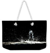 That Falls Like Tears From On High Weekender Tote Bag by Bob Orsillo