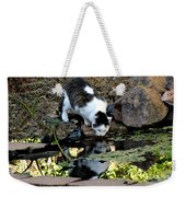 That My Reflection Weekender Tote Bag