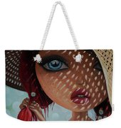 That Perfect Love I Never Had - Oil Painting Weekender Tote Bag
