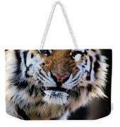 That Tiger Look Weekender Tote Bag